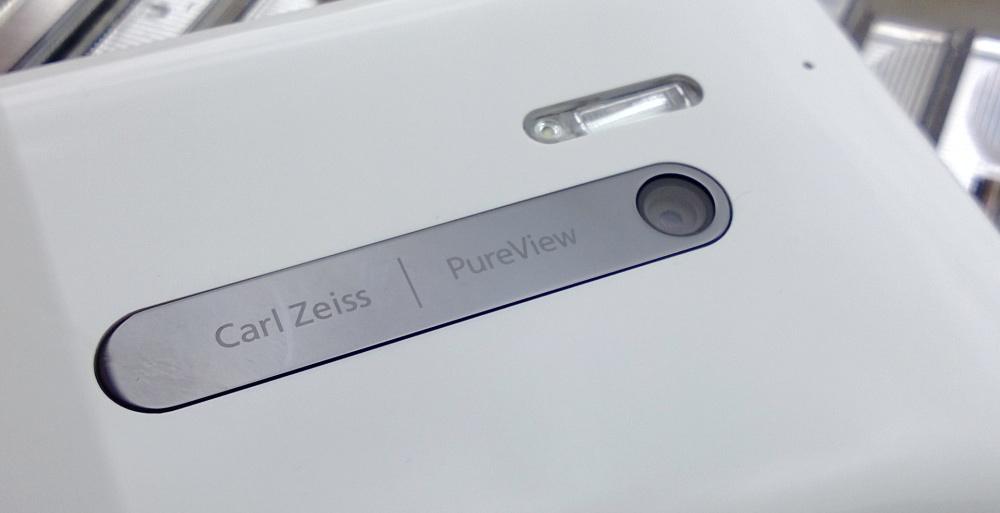 The Lumia 928 camera
