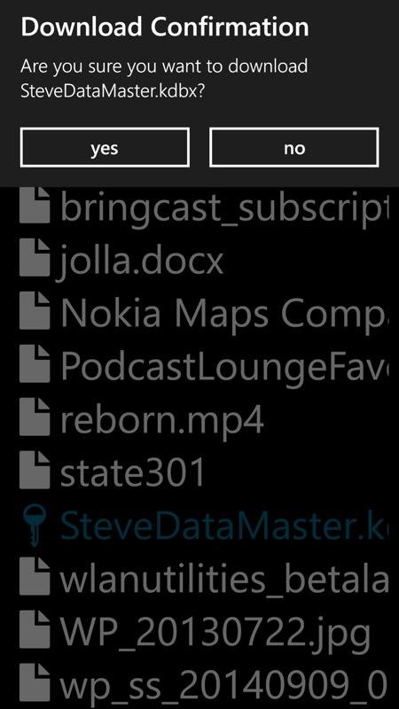 MetroPass screenshot