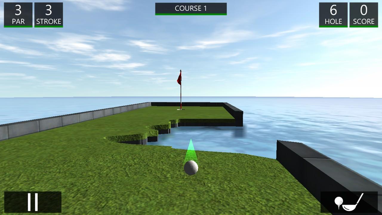 Screenshot, Mini Golf Club