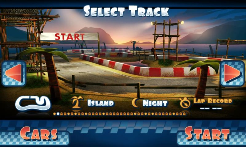 Mini Motor Racing review - All About Windows Phone