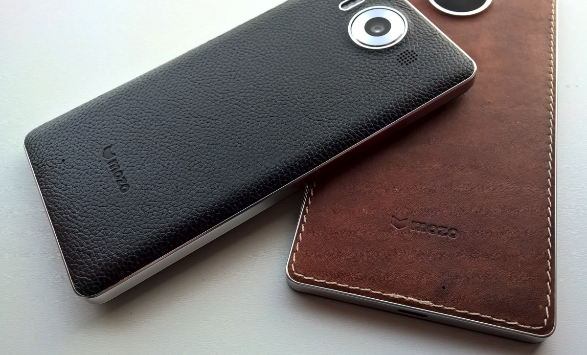 Mozo leather backs for the 950 range
