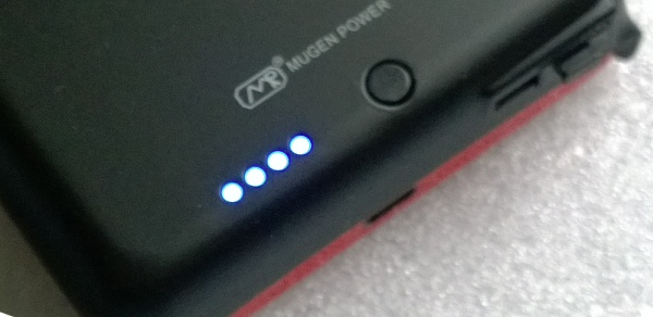 Mugen 4700mAh add-on for the Lumia 920