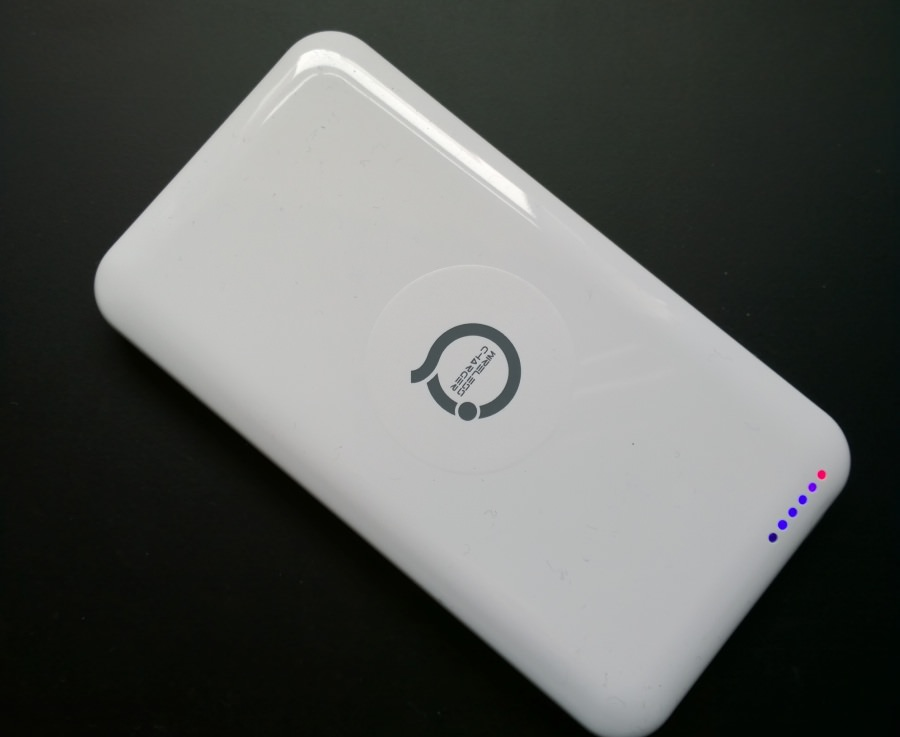 Mugenizer N11 Qi wireless charger