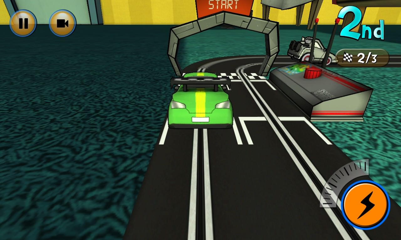 OverVolt screenshot