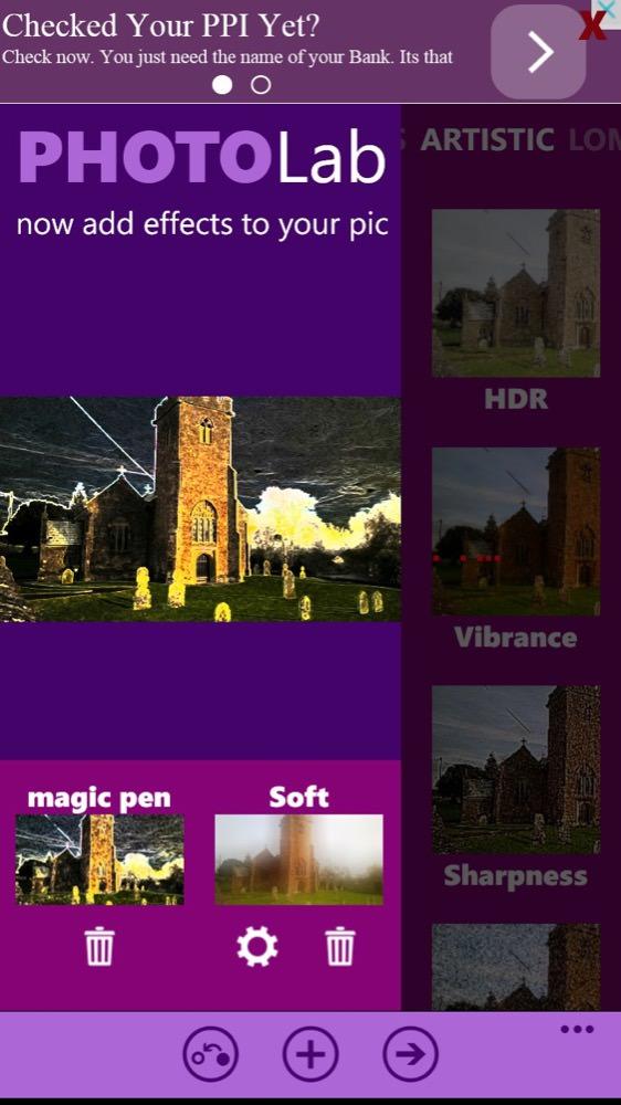 PhotoLab screenshot