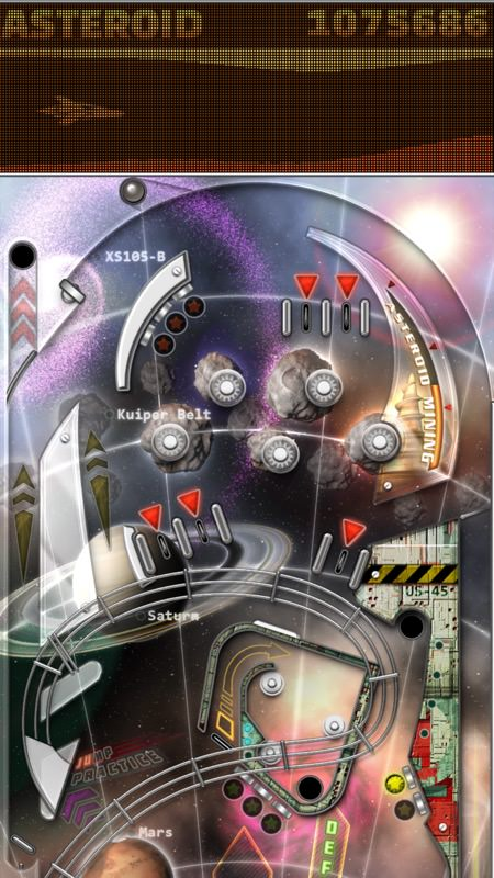 Screenshot, Pinball Deluxe: Reloaded