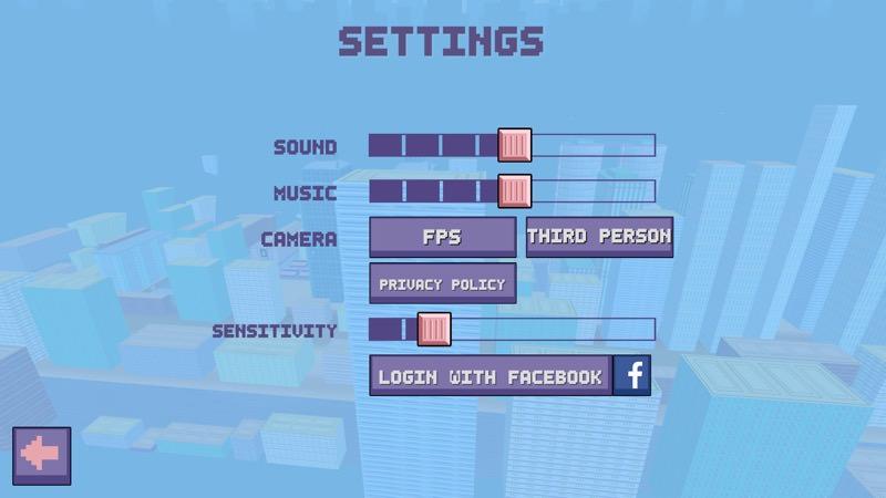 Screenshot, Pixel Battle: Gun Strike 3D