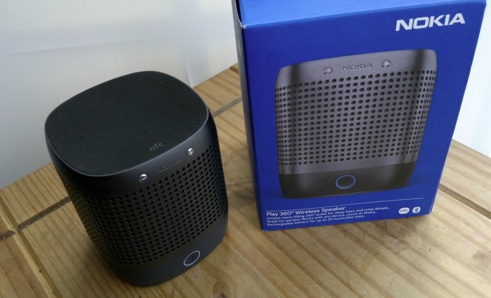 Play 360 Wireless Speaker
