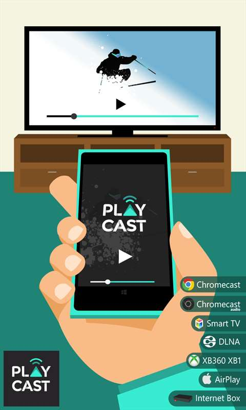 Screenshot, Playcast