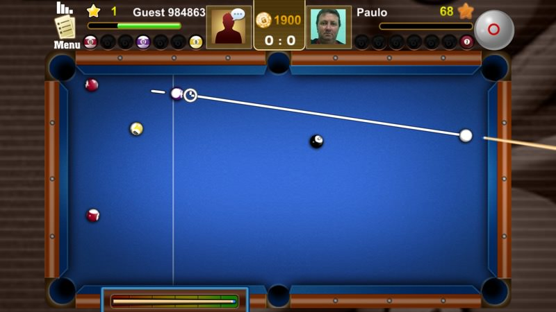 Pool Tour Masters screenshot