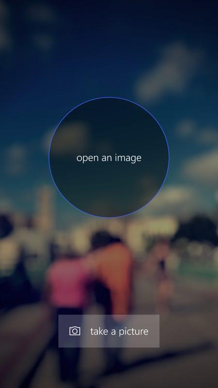 Photo Shader UWP screenshot