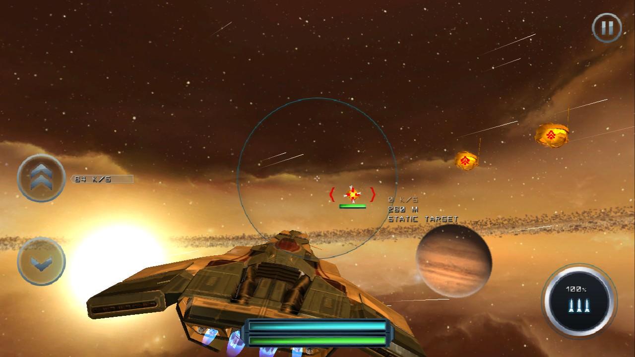 Screenshot, Strike Wing