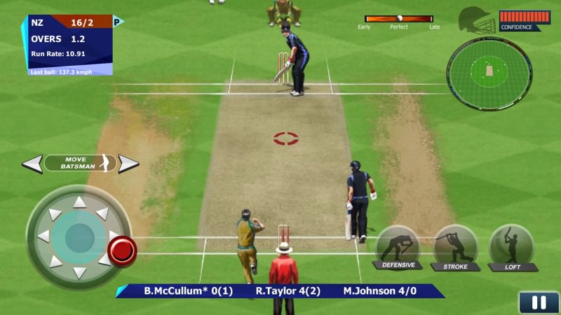 Real Cricket 15 screenshot