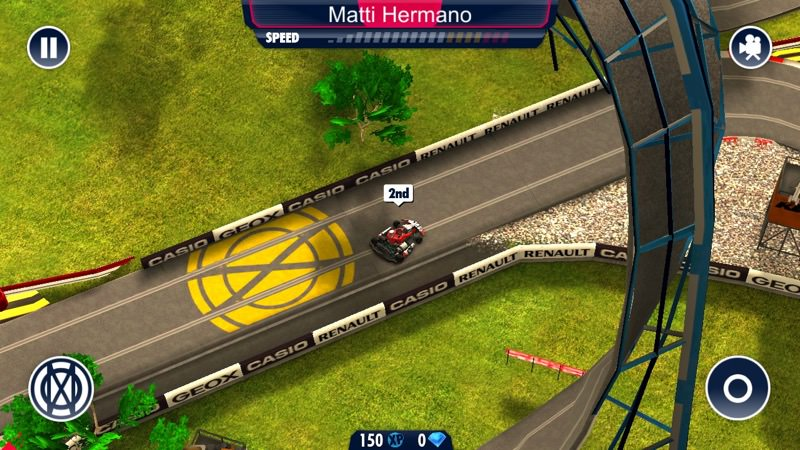 Screenshot, Red Bull Racers