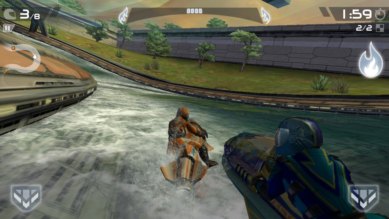 Screenshot, Riptide GP2