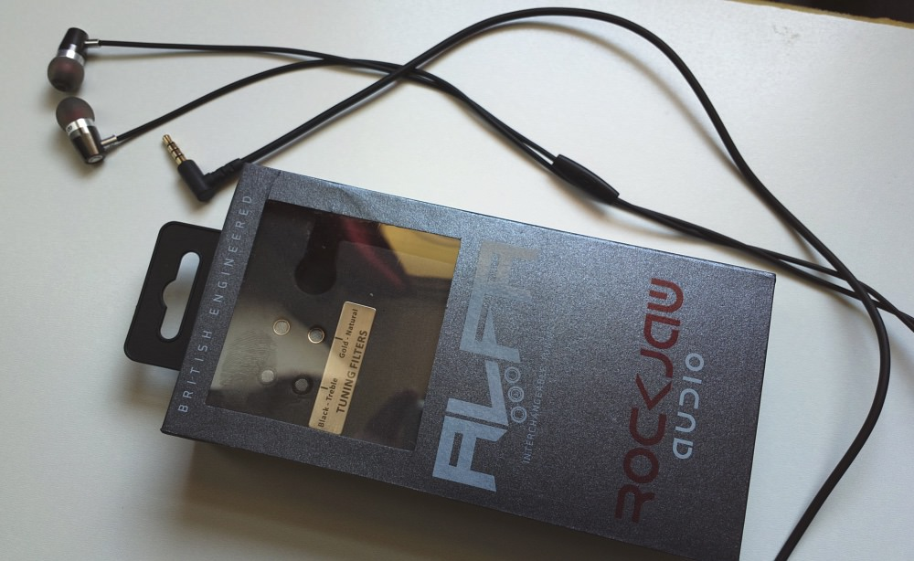 ALFA GENUS v2 headset