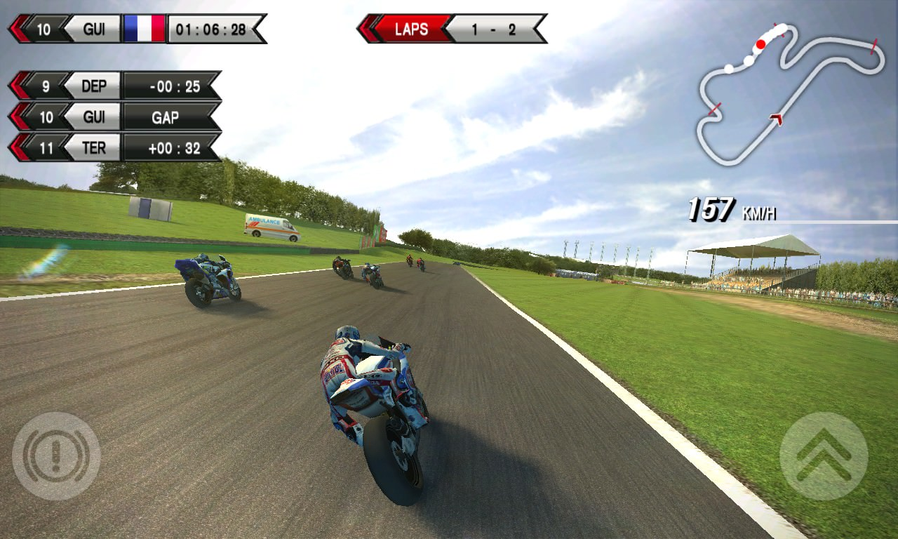 Screenshot, SBK15