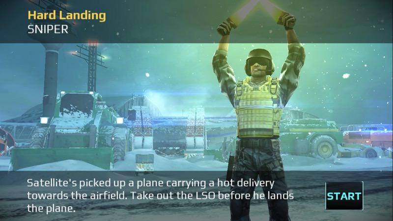 Screenshot, Sniper Fury