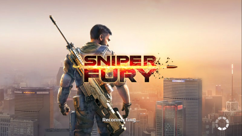 Screenshot, Sniper Fury