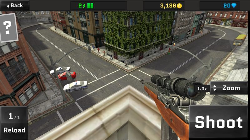 Screenshot, Sniper Ops