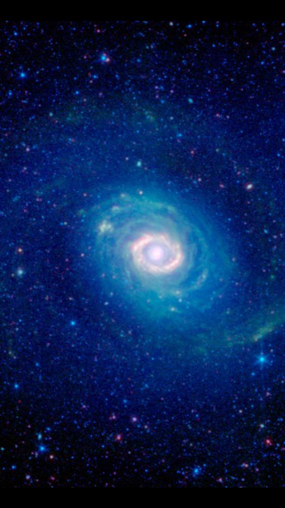 Spitzer Space Telescope screenshot