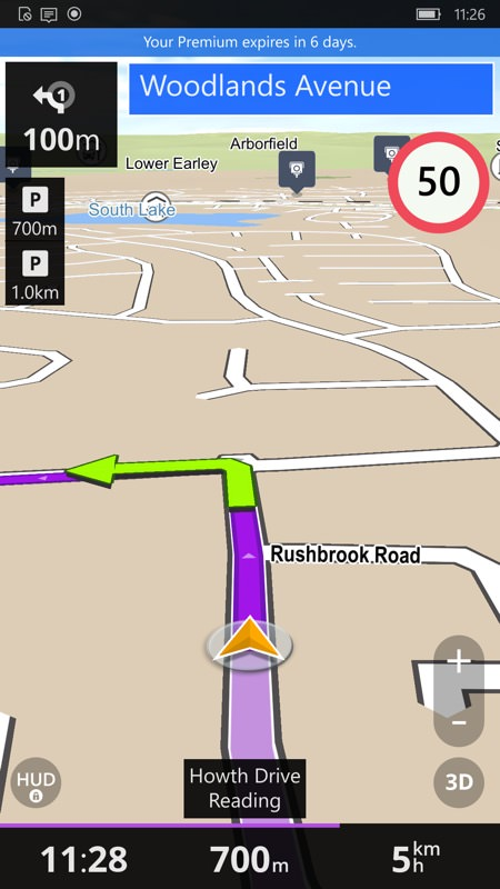 Sygic GPS Navigation Beta Initial Look Review All About - Sygic gps review