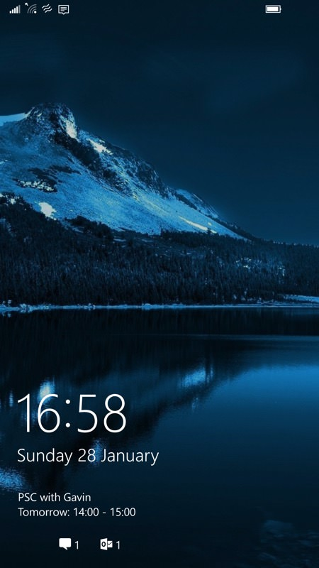 Screenshot, Wallpaper Studio 10 UWP