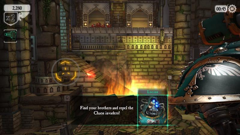 Screenshot, Warhammer 40,000