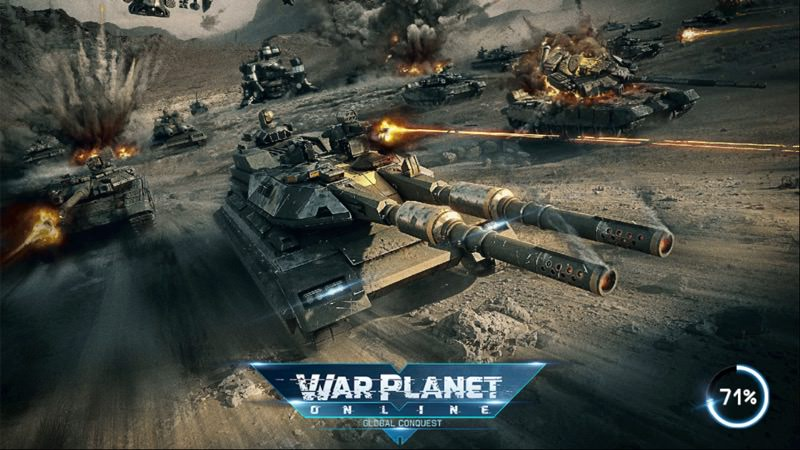 War Planet screenshot