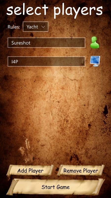 Screenshot, Yaht 3D