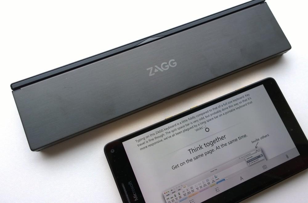 ZAGG Universal Folding Keyboard