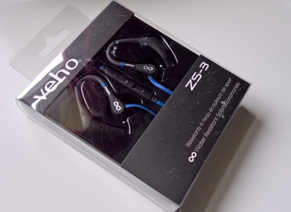 Veho ZS-3 Headphones