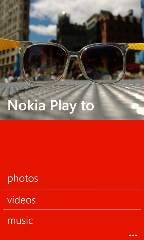 Nokia Play to