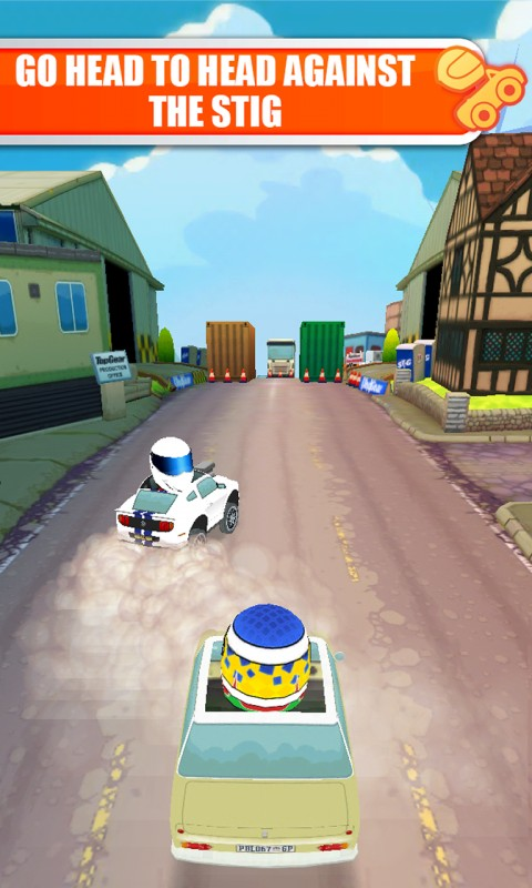 Race The Stig