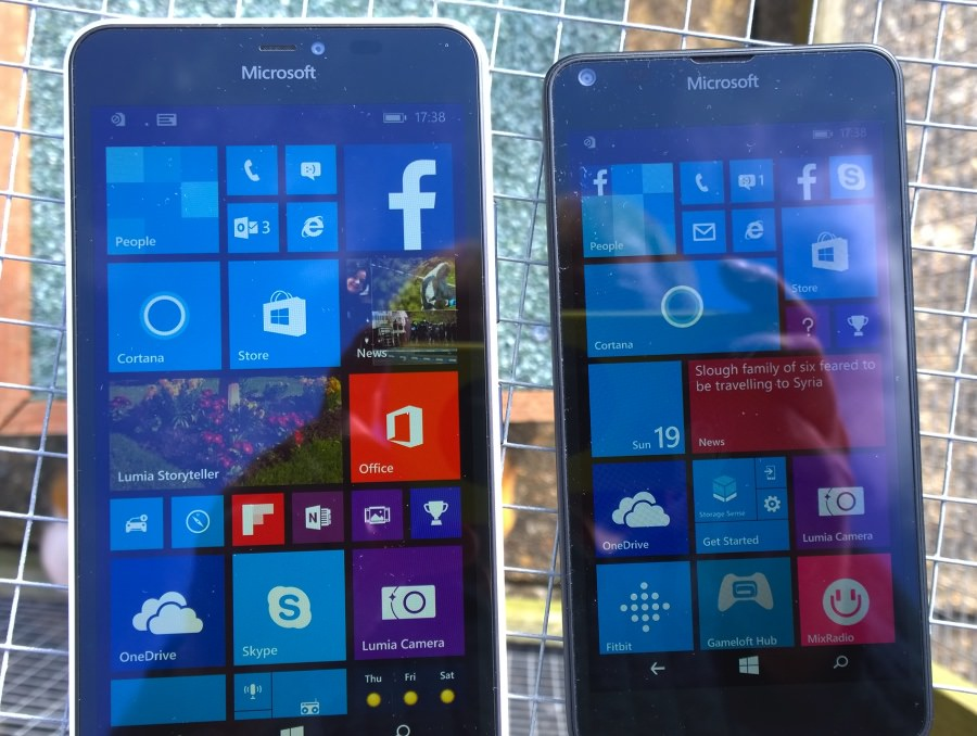 Lumia 640 review photo