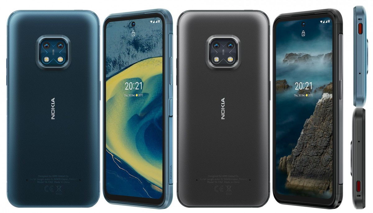Nokia launches the XR20, ruggedised, fully-featured
